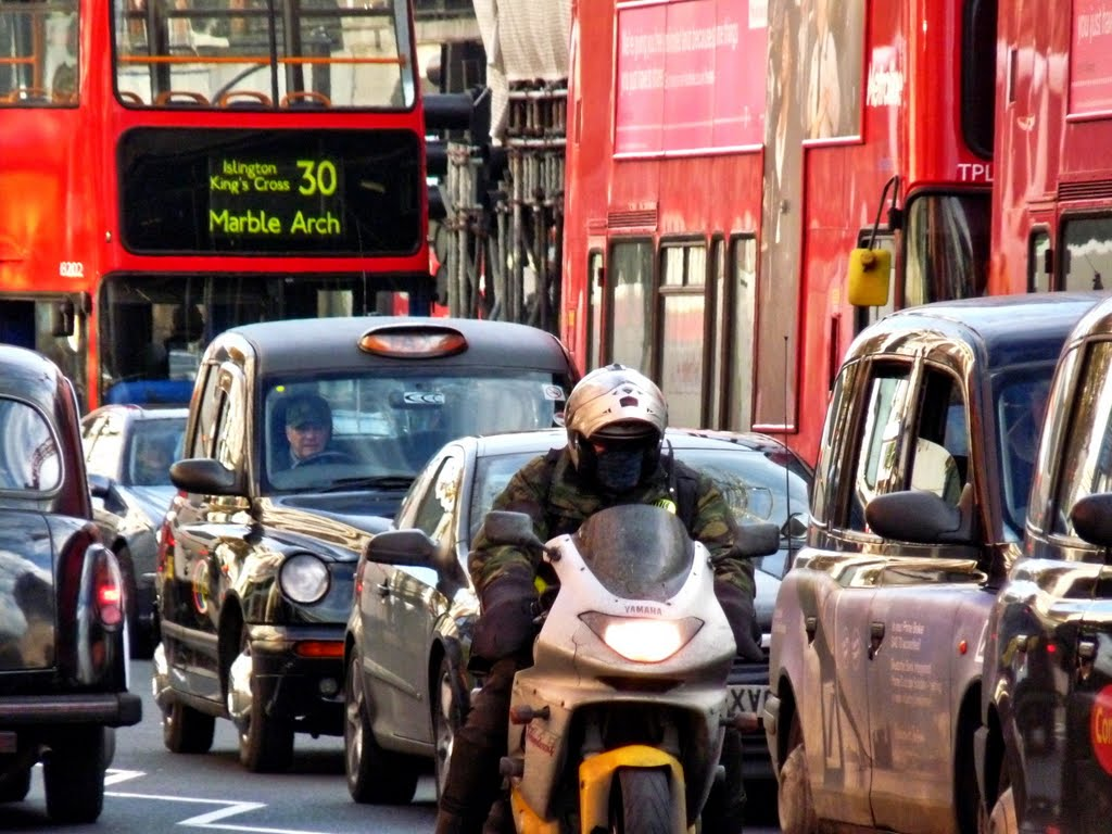 london-traffic-most-congested-city